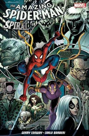 AMAZING SPIDER-MAN VOL.5 SPIRAL