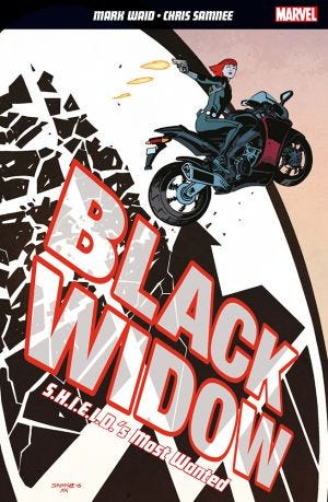 BLACK WIDOW VOL 1 S.H.I.E.L.D'S MOST WANTED