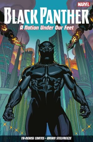 BLACK PANTHER VOL.1 A NATION UNDER OUR FEET