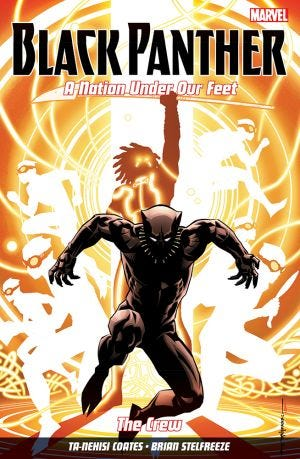 BLACK PANTHER VOL.2 A NATION UNDER OUR FEET: THE CREW
