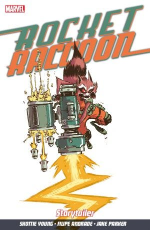 ROCKET RACCOON VOL.2: STORYTAILER