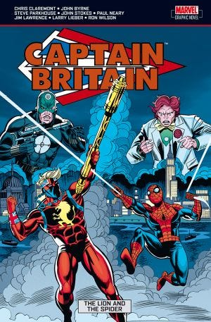 CAP BRITAIN VOL.3
