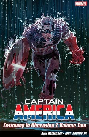 CAPTAIN AMERICA N.7