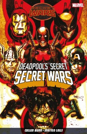 DEADPOOL'S SECRET SECRET WARS VOL.1