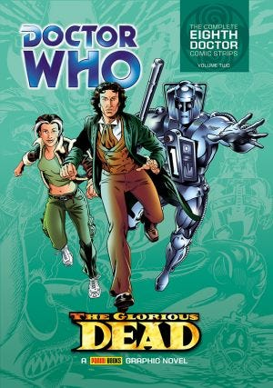 DR WHO GN N.5 THE GLOR DEAD