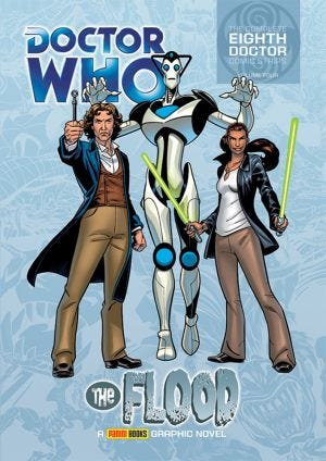 DR WHO GN N.7 THE FLOOD