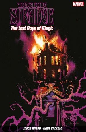 DOCTOR STRANGE VOL.2 THE LAST DAYS OF MAGIC