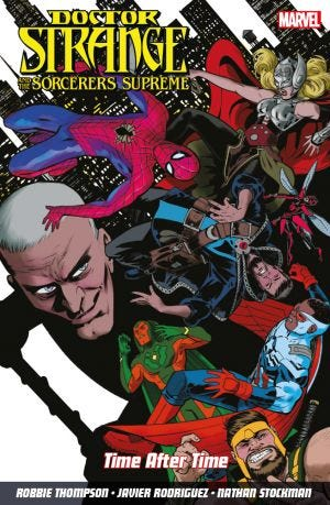 DOCTOR STRANGE AND THE SORCERERS SUPREME VOL.2 TIME AFTER T