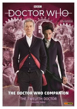 DOCTOR WHO BOOKAZINE N.22