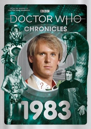 Doctor Who Chronicles Issue 3 1983