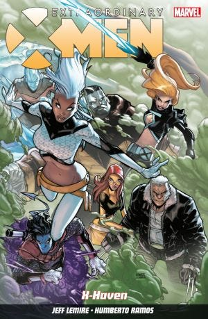 EXTRAORDINARY X-MEN VOL.1: X-HAVEN