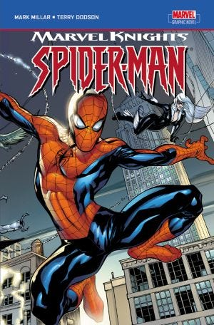 MARVEL KNIGHTS SPIDERMAN