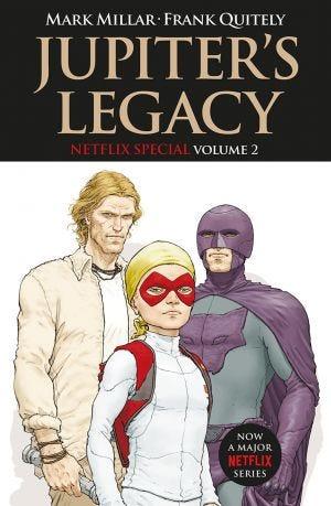 Jupiter's Legacy Vol. 2