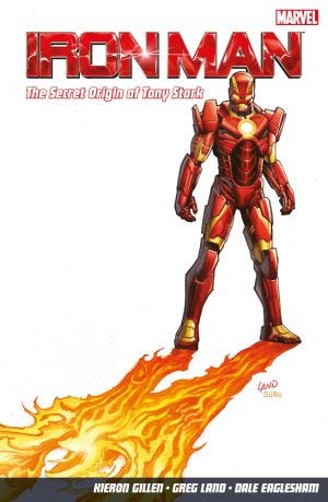 IRON MAN - GOD KILLER N.3