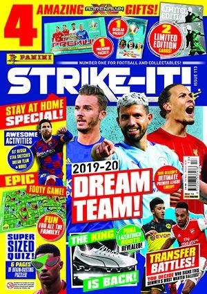 STRIKE IT N.113