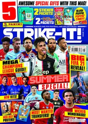 STRIKE IT N.116