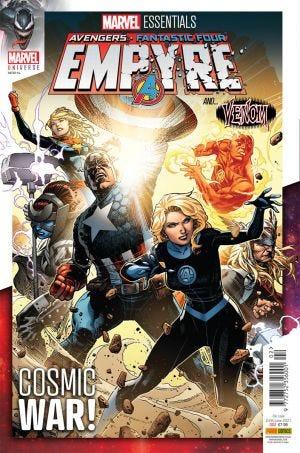 Marvel Universe: Marvel Essentials Vol. 1 Issue 2