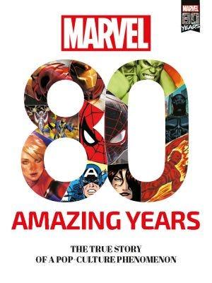 MARVEL 80 AMAZING YEARS N.1