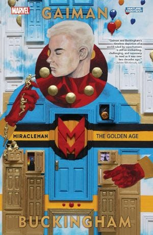 MIRACLEMAN BOOK ONE THE GOLDEN AGE