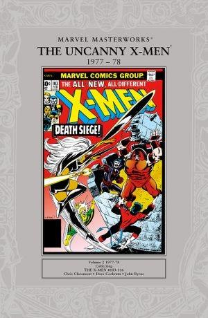 MARVEL M/WORKS X-Men 1977-1978