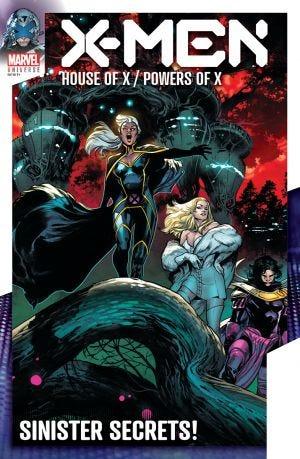 MARVEL UNIVERSE X-MEN VOL 1 ISSUE 3