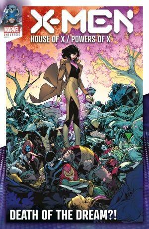 Marvel Universe X-Men issue 4