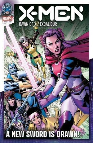 Marvel Universe X-Men Volume 1 Issue 5