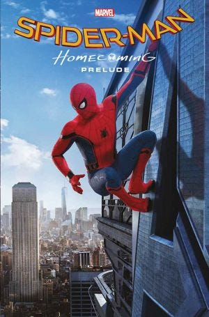 MARVEL CINEMATIC COLLECTION VOL.1: SPIDER-MAN FAR FROM HOME