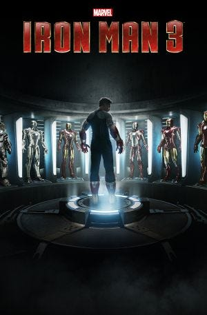 MARVEL CINEMATIC COLLECTION VOL.3: IRON MAN 3 PRELUDE