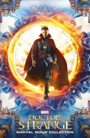 MARVEL CINEMATIC COLLECTION 6 DR STRANGE