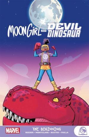 Moon Girl and Devil Dinosaur: The Beginning