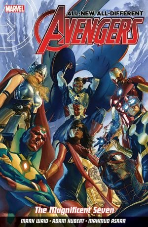 ALL-NEW ALL-DIFFERENT AVENGERS VOL.1: ALL-NEW ALL-DIFFERENT