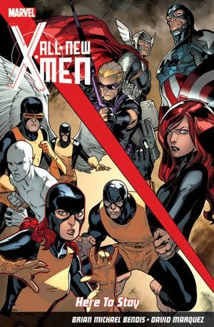 NEW X-MEN - HERE TO STAY
