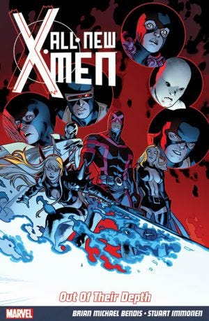 ALL NEW X-MEN VOL3 OUT OF THEIR DEPTH