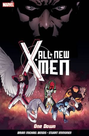 ALL NEW X-MEN VOL 5 ONE DOWN