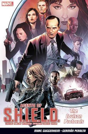 AGENTS OF S.H.I.E.L.D. VOL.1: THE COULSON PROTOCOLS
