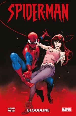 Spider Man Bloodline