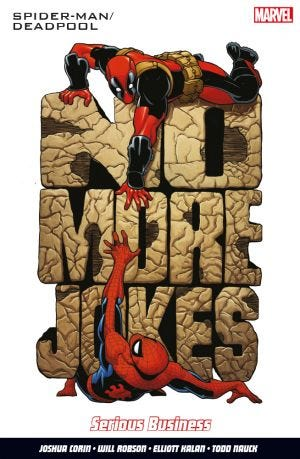 SPIDERMAN/DEADPOOL V.4