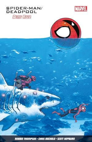 SPIDER-MAN/DEADPOOL VOL.5 ARMS RACE