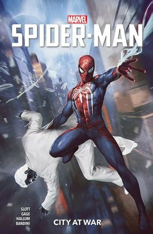 SPIDERMEN GAMERVERSE N.1