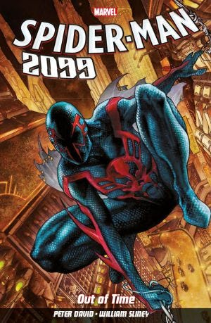 SPIDER-MAN 2099 VOL.1 OUT OF TIME