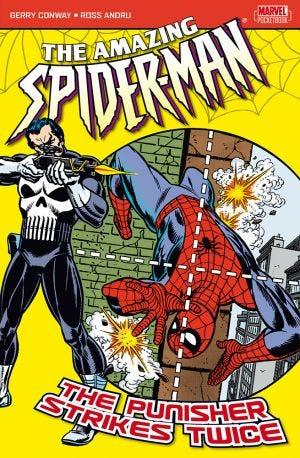 AM SPIDER-PUNISHER STRIKES TWI