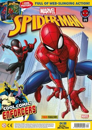 SPIDERMAN MAGAZINE N.375