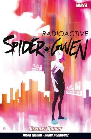 SPIDER-GWEN VOL.1 GREATER POWER