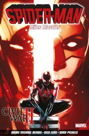SPIDER-MAN: MILES MORALES VOL. 2 CIVIL WAR LL
