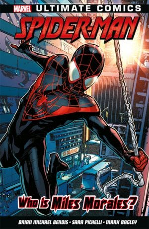 ULTIMATE COMICS WHO IS MILES MORALES