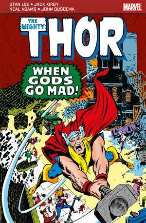 THOR POCKET BOOK N.3
