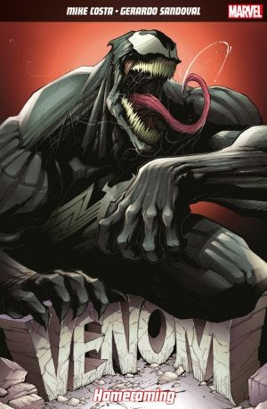 VENOM VOL.1 HOMECOMING