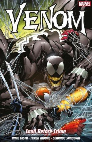 VENOM VOL.2 LAND BEFORE CRIME