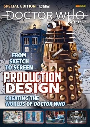 Doctor Who Magazine Special 55